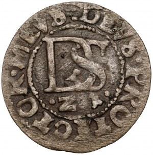 Pomorze, Ulryk, Szeląg podwójny 1621, Koszalin