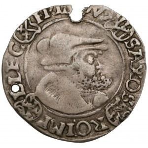 Sachsen, Kurfürstentum, Friedrich III der Weise (1486-1525), Schreckenberger 1522, Nürnberg