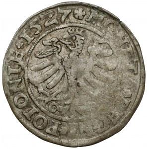Zygmunt I Stary, Grosz Kraków 1527