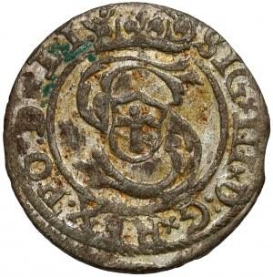 Zygmunt III Waza, Szeląg Ryga 1600