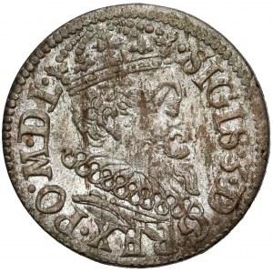 Zygmunt III Waza, Trojak Ryga 1619 - rzadki