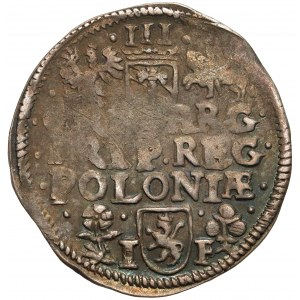 Zygmunt III Waza, Trojak Wschowa 1596