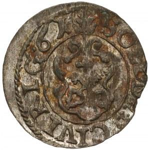 Karol XI, Szeląg Ryga 1661