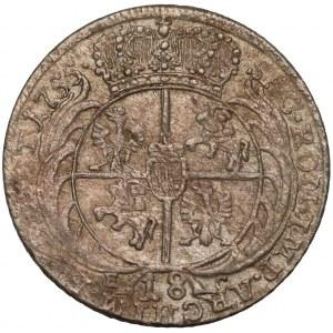 August III Sas, Ort Lipsk 1755 EC