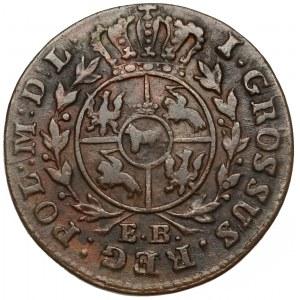 Poniatowski, Grosz 1787 E.B.