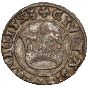 Śląsk, Świdnica, Ludwik Jagiellończyk, Półgrosz 1523