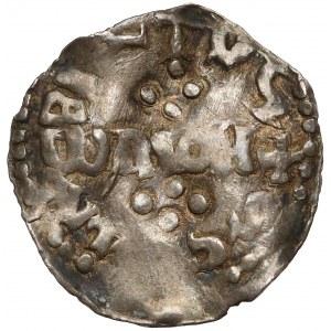 Niemcy, Konrad II (1024-1039), Denar po 1027