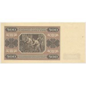 500 złotych 1948 - BB
