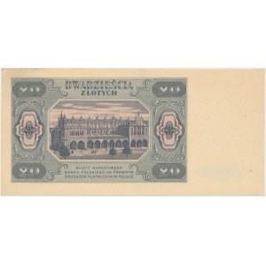 20 złotych 1948 - BC