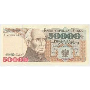 50.000 złotych 1993 - R