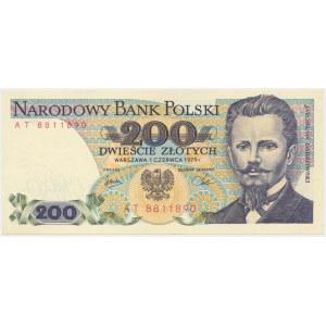 200 złotych 1979 - AT
