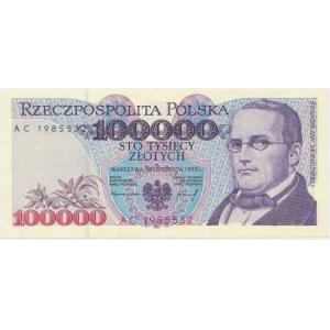 100.000 złotych 1993 - AC
