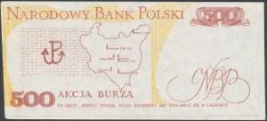 Solidarność, 500 złotych 1939 Tadeusz