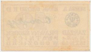 Oflag II D Gross-Born, 10 groszy 1944 - ciemny stempel