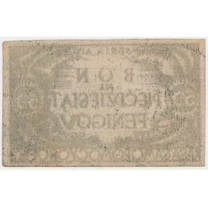 Oflag II C Woldenberg, 50 fenigów (1944) - Seria AIV