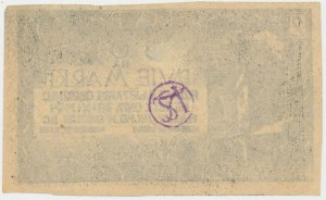 Oflag II C Woldenberg, 2 marki 1944 - Seria B