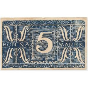 Oflag II C Woldenberg, 5 marek (1944) - Seria A