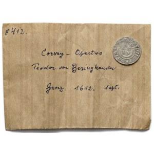 Corvey, Theodor von Beringhausen, 1/24 Taler 1612