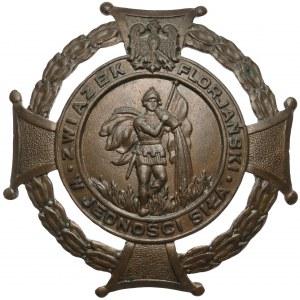 Odznaka, Związek Floriański W JEDNOŚCI SIŁA