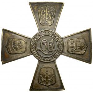 Odznaka, 36 Pułk Piechoty Legii Akademickiej