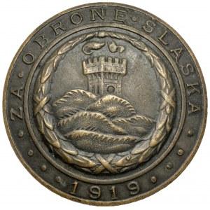 Odznaka, Za Obronę Śląska 1919 - II klasa