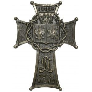 Odznaka, 76 Lidzki Pułk Piechoty