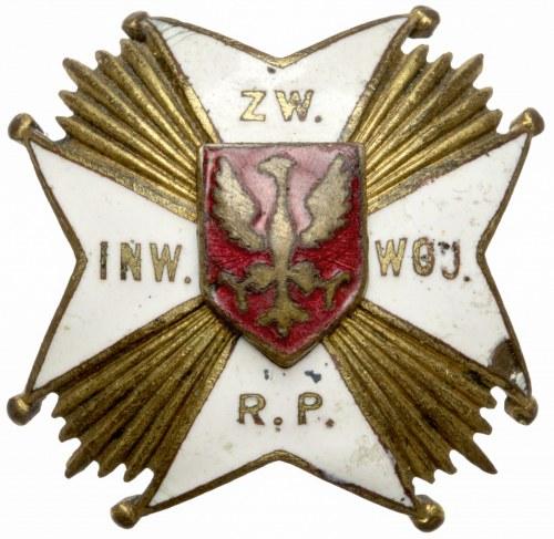 Odznaka, Związek Inwalidów Wojennych RP
