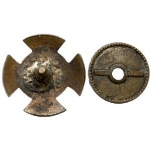 Odznaka N S L K - 27.12.1918 - Za Waleczność