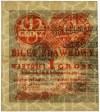1 grosz 1924 - AX - prawa i lewa połowa (2szt)