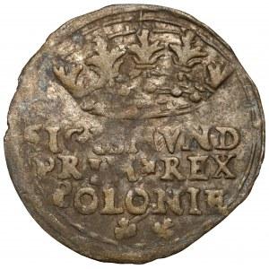Zygmunt I Stary, Grosz Kraków 1545 - kule w podstawie