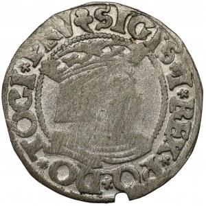 Zygmunt I Stary, Grosz Gdańsk 1535 - wczesny - po zawieszce