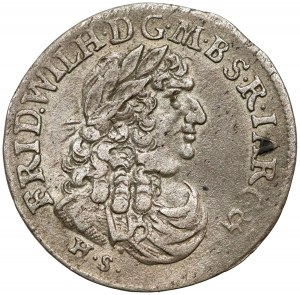 Brandenburg-Preussen, Friedrich Wilhelm, 6-Gröscher 1683