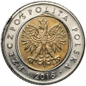 Destrukt 5 złotych 2016 - rozlany rdzeń