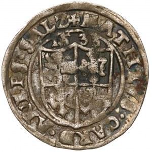 Austria, Salzburg, Matthäus Lang von Wellenburg , 3 krajcary 1533