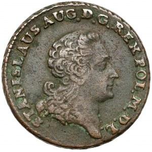 Poniatowski, Trojak 1767 G - falsyfikat pruski