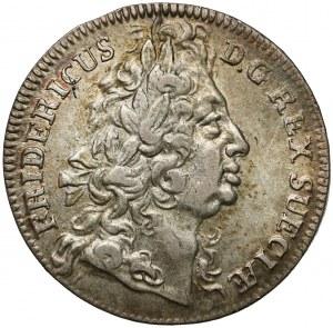 Hessen-Kassel, Friedrich I., VIII albus 1737 LR