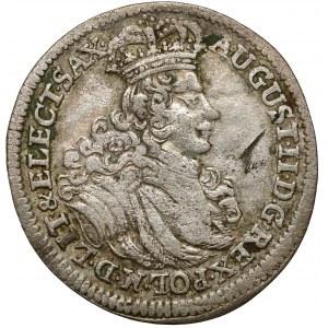 August II Mocny, Szóstak Lipsk 1702 EPH