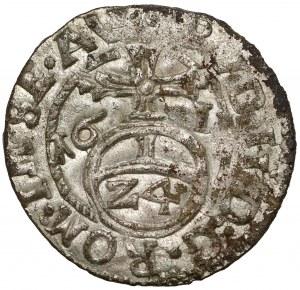 Schleswig-Holstein-Schauenburg, Ernst III., 1/24 Taler 1611 - alt Fälschung?