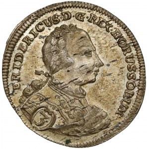 Preussen, Friedrich II., 3 Kreuzer 1743