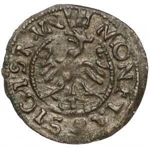 Zygmunt I Stary, Trzeciak (ternar) Kraków 1546 SP - bardzo rzadki