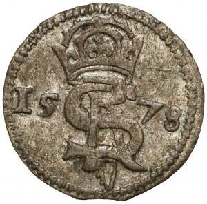Kurlandia, Gotard Kettler, Dwudenar Mitawa 1578 - rzadki