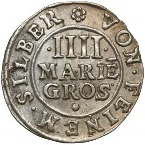 Hannover-Stadt, 4 Mariengroschen 1669