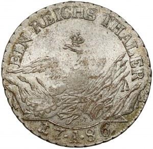 Preussen, Friedrich II, Taler 1786-A, Berlin