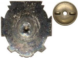 Odznaka 1 Warszawska Dywizja Piechoty - wczesna wersja