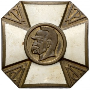 Odznaka Przysposobienie Wojskowe - Wersja komendancka