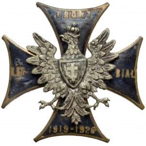 Odznaka, Front Litewsko-Białoruski 1919-1920 - przerabiana