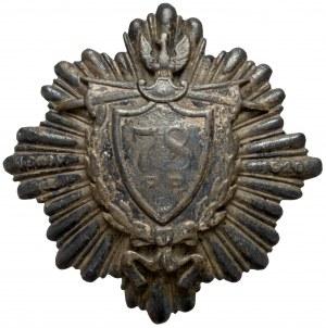 Odznaka 78 Pułk Piechoty - wersja żołnierska