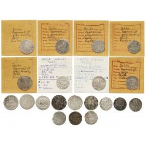 Grosze Zygmunta III Wazy - różne mennice (20szt)