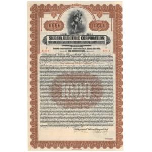 Silesia Electric Corporation, 1.000 dolarów w złocie 1926