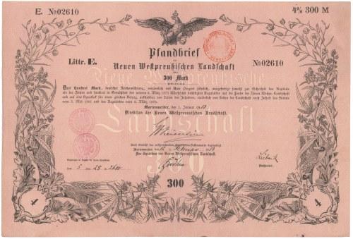 Marienwerder (Kwidzyn), 300 mk 1913